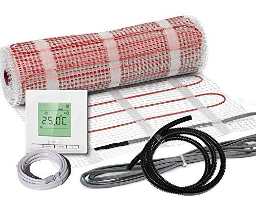 Bevorzugt Komplett-Set BZ-150 plus | Elektrische Fußbodenheizung Test VJ27