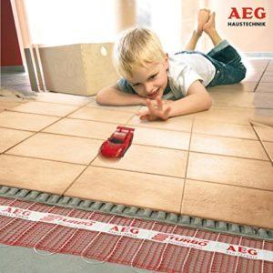 Die elektrische Fußbodenheizung und ihre Vor-/Nachteile
